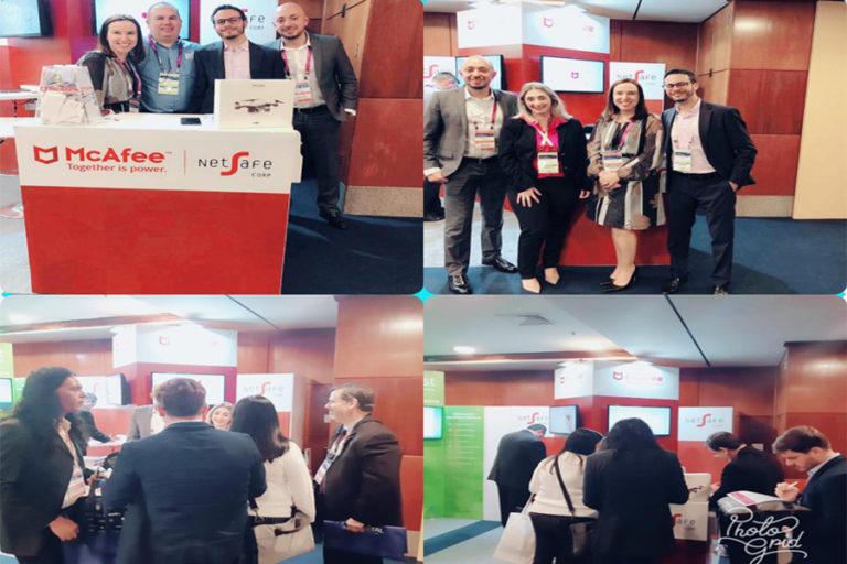 Participamos da Conferência Gartner Segurança & Gestão de Risco 2019